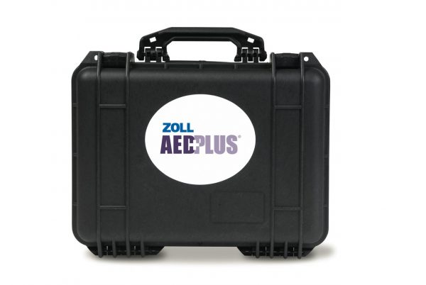 ZOLL AED Plus Hard Sided Carrying Case