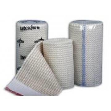 "Elastic Bandages 4"" box of 10"
