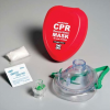 Professional Quality CPR Mask in Hard Case