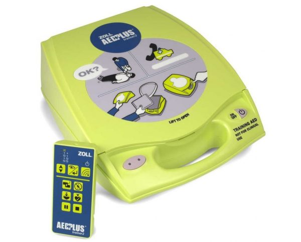 ZOLL® AED Plus® – Trainer2