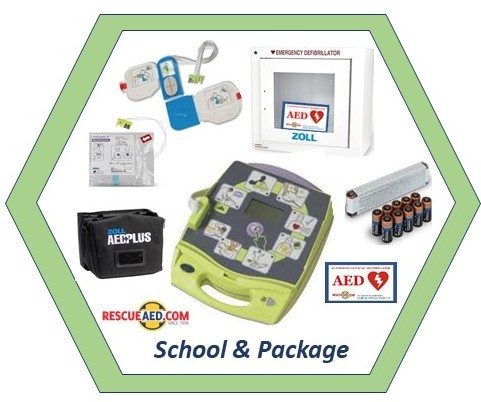 Zoll AED School Package