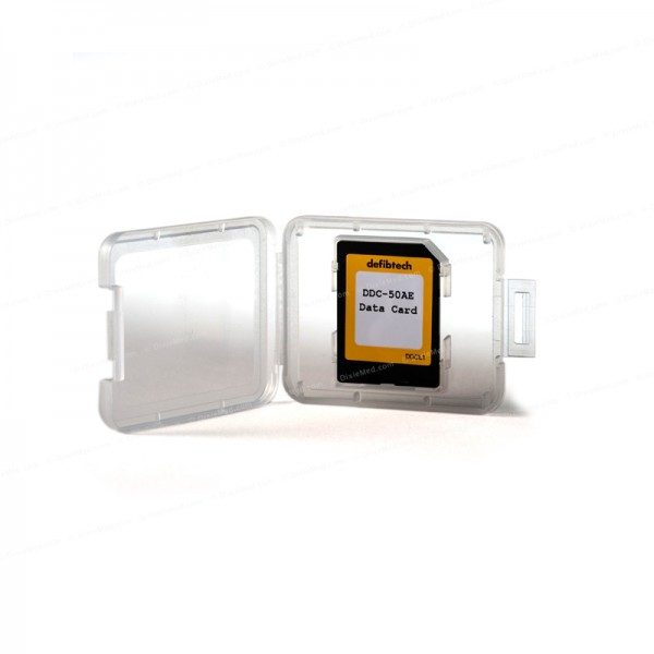 Data Card For Defibtech Lifeline VIEW/ECG/PRO AED