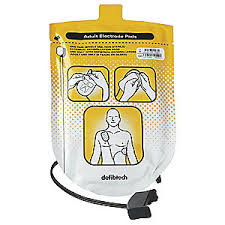 Defibtech Lifeline AED Defibrillation Electrode Pads