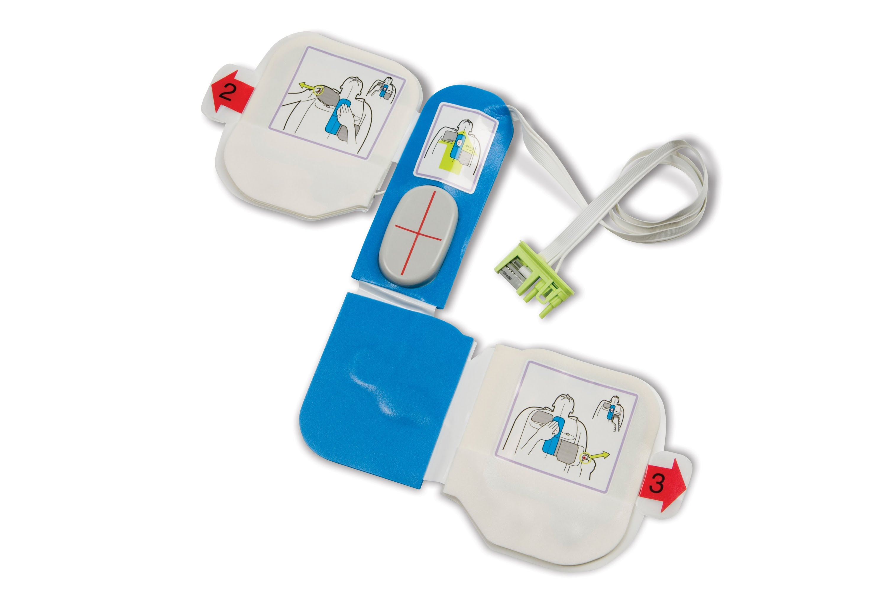 ZOLL AED CPR D Padz